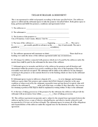free rental lease agreement forms pdf template form download