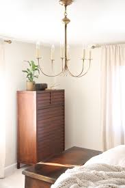master bedroom light fixture