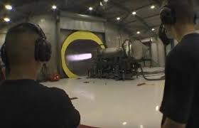 Turbine Engine Mechanic Hush House Engine Test Youtube