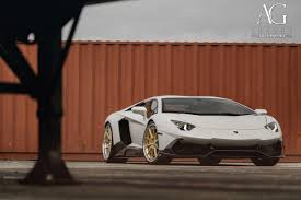 cars lamborghini gold ag luxury wheels lamborghini aventador forged wheels