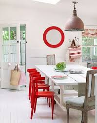 best 25 red dining chairs ideas on pinterest polka dot chair