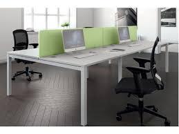 servante de bureau bureau avec pied métal a1 système poutre multipostes