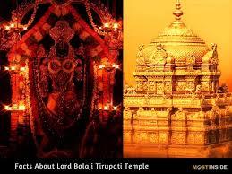 lord venkateswara pics 20 surprising lesser known facts about lord balaji tirupati temple