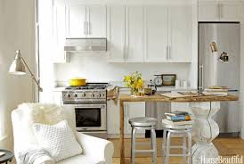 kitchen ideas for small kitchen cream bar stools stainless steel