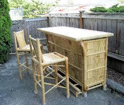 Bamboo Bar Top Bamboo Square Island Bar Bamboo Bar Counter