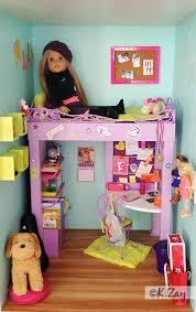 Dollhouse Bed For Girls by Best 25 American Beds Ideas On Pinterest American Doll Bed