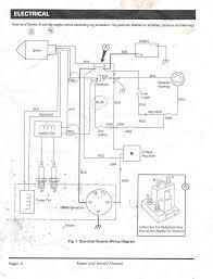 ez go workhorse wiring diagram b2network co