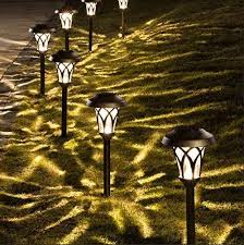 what is the best solar lighting for outside 30 cool backyard lighting ideas for magical decors