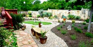 landscape front yard landscaping ideas showing green grass with