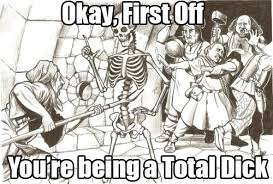 Skeleton Meme - now that it s finally spooktober here is my favorite skeleton meme