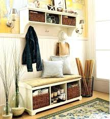 corner entryway storage bench u2013 floorganics com