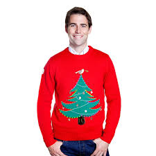 light up christmas tree christmas jumper with lights buy online