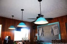 Farm Light Fixtures Painting Glass Light Fixtures With Diy Chalk And Clay Paint Farm