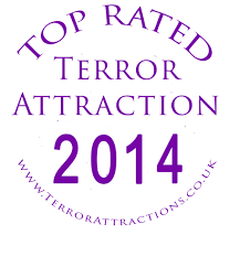 top rated halloween attractions of 2014