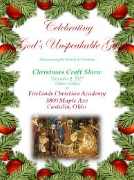 christmas craft show discerning the times with pastor rusty