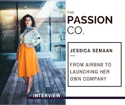 airbnb job interview jessica semaan from airbnb to launching the passion co u2014 alison
