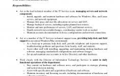Tech Support Job Description Resume Financial Consultant Job Description Resume Inspiredshares Com