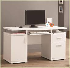 Modern Desks With Drawers Desk Steel Computer Desk Modern Desk With Drawers Computer Desks
