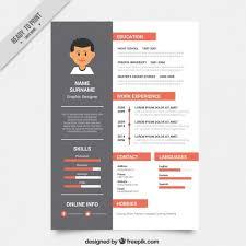Graphic Designer Resume Format Free Download 20 Best Cv Images On Pinterest Resume Cv Cv Design And Cv Template