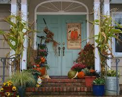 Fall Porch Decorating Ideas Consideration Improvement Fall Porch Decoration Ideas 9 Hampedia