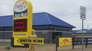 Inside Car Wash Near Me Home Cheetah Clean Auto Wash
