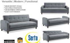 Modern Futon Sofa Bed Creative Of Modern Square Coffee Table Coffee Tables Ideas