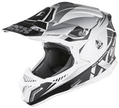 cheap motocross helmets uk ixs hx 179 flash silver black white motorcycle helmets ixs