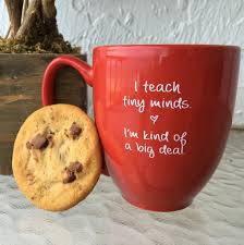 Buy Coffee Mugs I Teach Tiny Minds