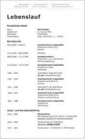 Cv Vorlage Schweiz Word Cv Vorlage In Word Und Openoffice Moderner Lebenslauf In
