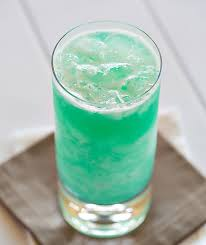 Drinks With Southern Comfort Blue Lightning Cocktail With Blue Curacao Southern Comfort And