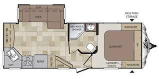 Cougar 5th Wheel Floor Plans 2014 Keystone Rv Cougar X Lite Series M 25 Ret Specs And Standard