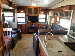 5th Wheel Camper Floor Plans by 2 Bedroom Fifth Wheel Rv Vesmaeducation Com