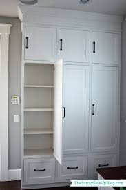 Laundry Room Storage Cabinets Ideas - my new organized mudroom the sunny side up blog