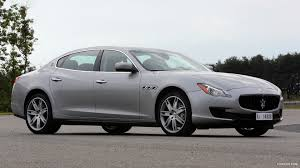 white maserati sedan 2014 maserati quattroporte s q4 v6 side hd wallpaper 4