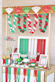 bring the joy by the colourful mexican party decorations the