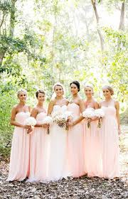 soft pink bridesmaid dresses must soft shades for bridesmaid dresses weddceremony