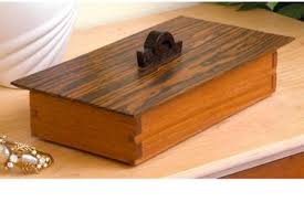 Free Wooden Box Plans by Free Keepsake Box Woodworking Plan