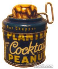 Planters Cocktail Peanuts by Planters Peanuts Tin Collectors U0027 Concerns Kovels Komments