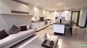 octagon homes interiors 3 bed luxury property video poole harbour dorset octagon