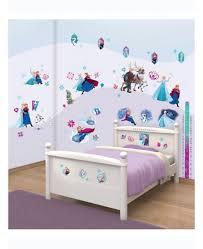 Frozen Room Decor Walltastic Disney Frozen Room Decor Wall Sticker Kit