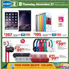 walmart will offer plenty of black friday deals on apple products