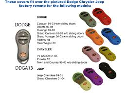 dodge dakota key fob purple silicone key fob cover smart remote pouches protection