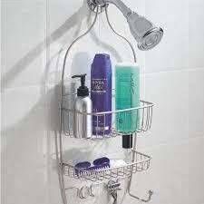 elegant bathroom shower shampoo holderin inspiration to remodel