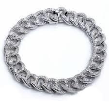 bracelet leather man silver images Mens bracelets leather bracelets men bracelets leather jpg