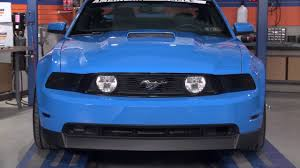 mustang smoked headlight covers 10 12 review