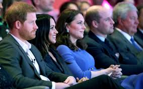 meghan harry william harry kate and meghan admit that they disagree all the