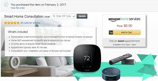 new smart home products now this is disruptive i just set up a free smart home consultation