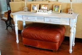 Sofa Table Decorating Ideas Pictures by Diy Sofa Table Ideas