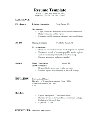 Basic Sample Of Resume Sample Resume With Computer Skills Sample Computer Science Resume