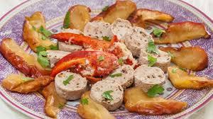 cuisiner le boudin blanc boudin blanc et homard aux pommes recette par kilometre 0